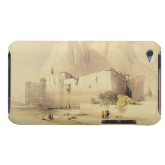 The Convent of St. Catherine, Mount Sinai, Februar Case-Mate iPod Touch Case
