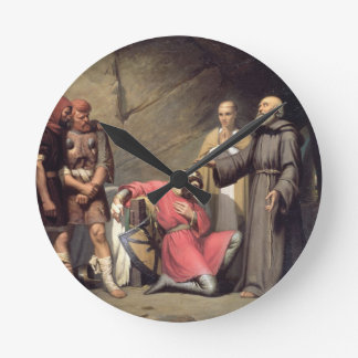 The conversion of Robert, Duke of Normandy, known Round Clock