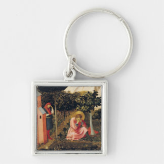 The Conversion of St. Augustine Key Ring