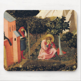 The Conversion of St. Augustine Mouse Mat