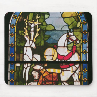 The Conversion of St. Eustace Mouse Mat