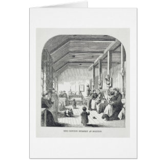 The Convict Nursery at Brixton, from 'The Criminal Card