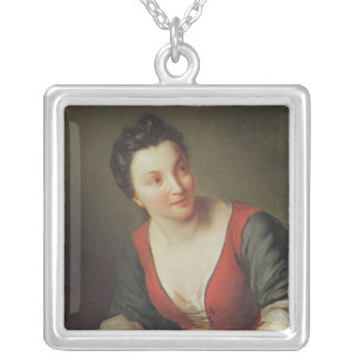 The Cook Silver Plated Necklace
