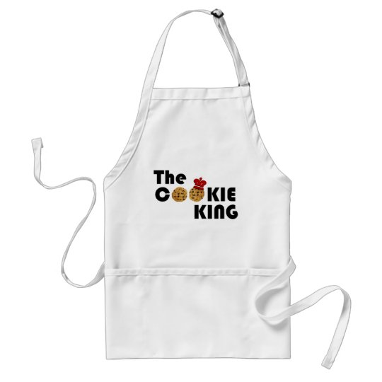The Cookie King Apron