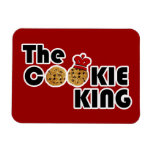 The Cookie King Magnet