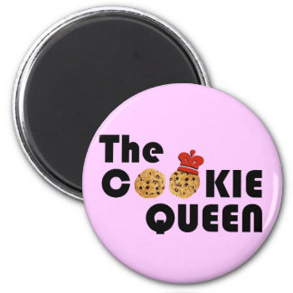 The Cookie Queen Magnet