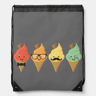 The Cool Chaps Drawstring Backpacks