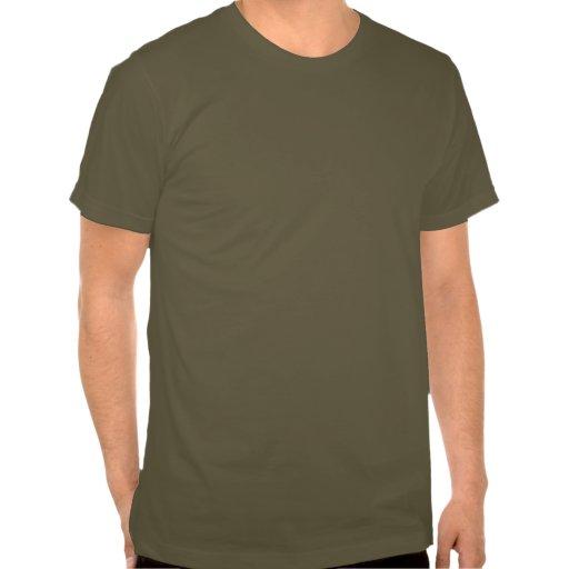 The cool kitesurfing dude cartoon t-shirt