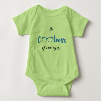 The Coolness of Our Eyes - Baby Bodysuit