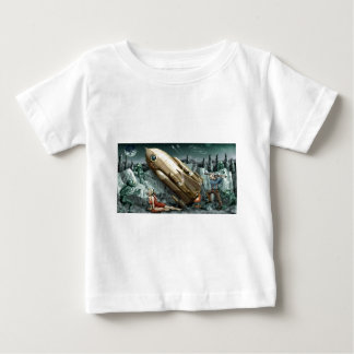 The Copper Fox Baby T-Shirt