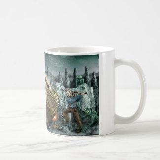 The Copper Fox Coffee Mug