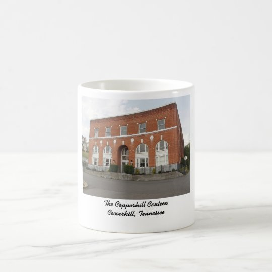 The Copperhill Canteen Coffee Mug