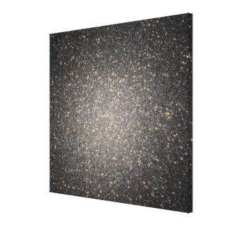 The core of the globular cluster Omega Centauri Canvas Print