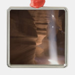The Corkscrew in Upper Antelope Canyon, Navajo Christmas Ornament