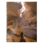 The Corkscrew in Upper Antelope Canyon, Navajo Spiral Notebooks