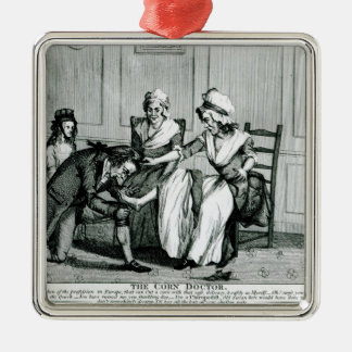 The Corn Doctor, 1793 Christmas Ornament