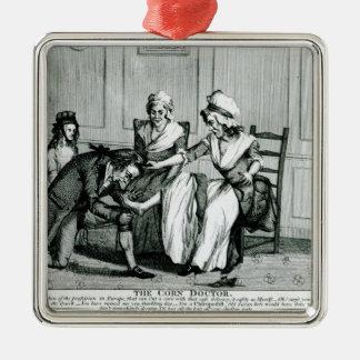 The Corn Doctor, 1793 Christmas Ornament