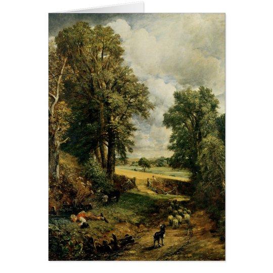 The Cornfield, 1826 Card
