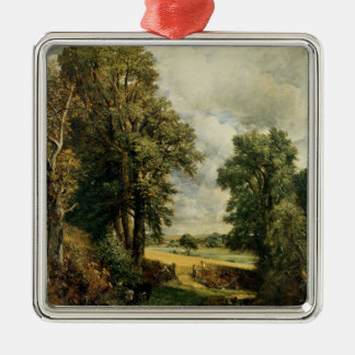 The Cornfield, 1826 Christmas Ornament