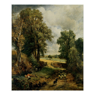 The Cornfield, 1826 Posters