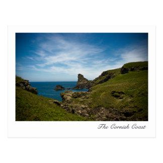 The Cornish Coast Postcard