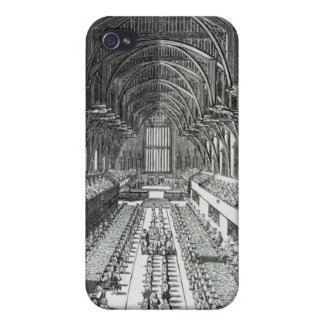 The Coronation Banquet in Westminster Hall iPhone 4 Case