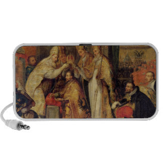 The Coronation of Charles V  Holy Roman Emperor Travelling Speakers