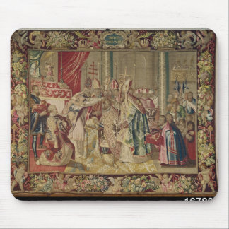 The Coronation of Charles V Mouse Mat