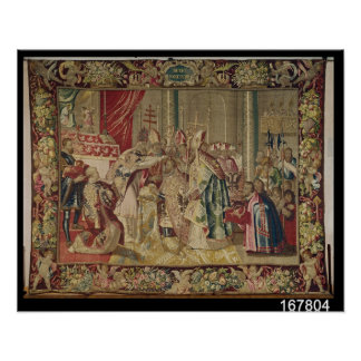 The Coronation of Charles V Poster