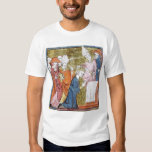 The Coronation of Emperor Charlemagne T Shirts