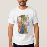 The Coronation of Emperor Charlemagne Tee Shirts