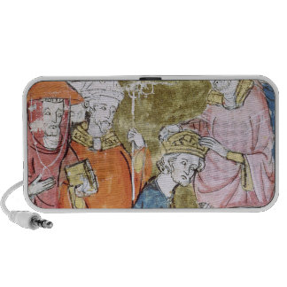 The Coronation of Emperor Charlemagne Travelling Speakers
