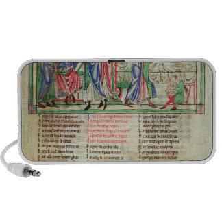 The Coronation of King Henry II's son Notebook Speaker