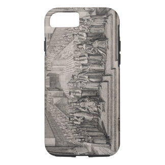 The Coronation of King James II (1633-1701) and hi iPhone 7 Case
