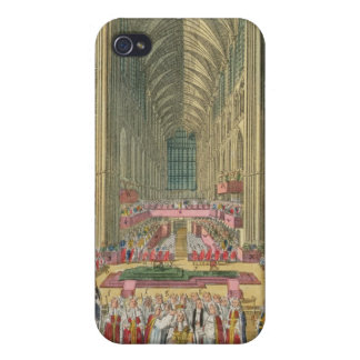 The Coronation of King James II (1633-1701) from a iPhone 4/4S Covers
