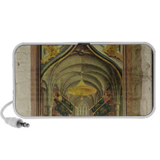 The Coronation of Louis XII iPhone Speakers