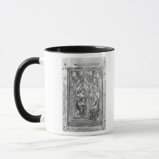 The Coronation of Richard II Mug
