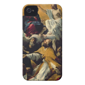 The Coronation of the Virgin with SS. William of A iPhone 4 Case-Mate Case
