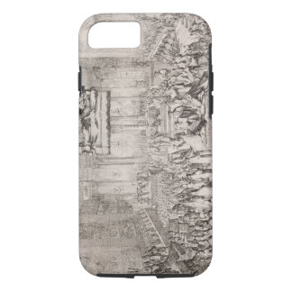 The Coronation of William of Orange (1650-1702) an iPhone 7 Case