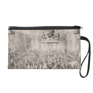 The Coronation of William of Orange (1650-1702) an Wristlets