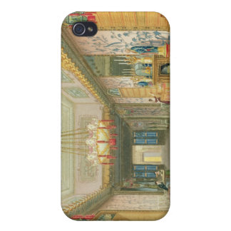 The Corridor or Long Gallery in its Final Phase, f iPhone 4 Covers