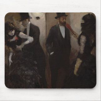The Corridors at the Opera, 1885 Mouse Mat