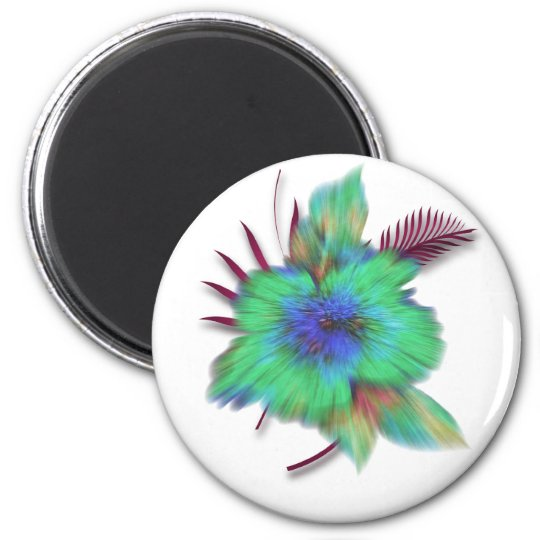 The Corsage 6 Cm Round Magnet