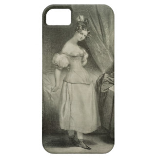 The Corset, engraved by Alfred Leon Lemercier (fl. iPhone 5 Cover