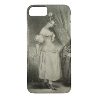 The Corset, engraved by Alfred Leon Lemercier (fl. iPhone 8/7 Case