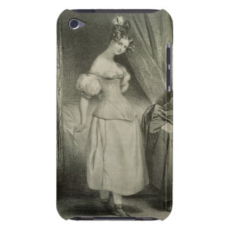 The Corset, engraved by Alfred Leon Lemercier (fl. iPod Case-Mate Case