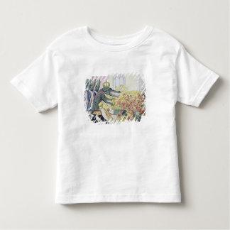 The Corsican Crocodile Toddler T-Shirt