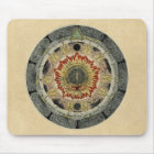 The Cosmic Rose Mouse Mat