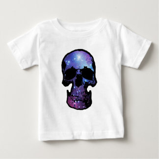 The Cosmic Skull Baby T-Shirt