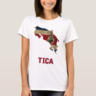"""The Costa Rica """"Tica"""" Shirt"""